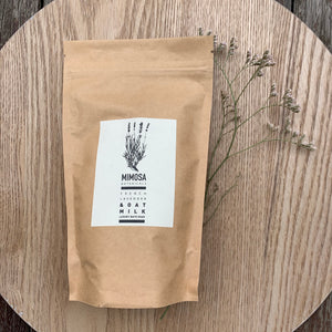 French Lavender and Oat Milk Bath Soak - Mimosa Botanicals