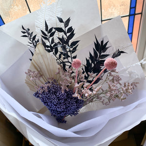 Dried Flower bunch - Small