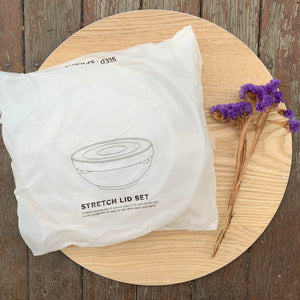Reusable Stretch Lid - Set of 6