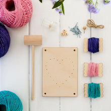 Load image into Gallery viewer, String Art Kit - Poppy & Daisy