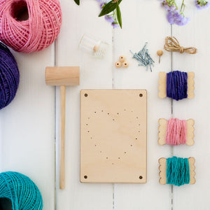 String Art Kit - Poppy & Daisy