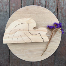 Load image into Gallery viewer, Timber Wave Puzzle - Treeman Toys