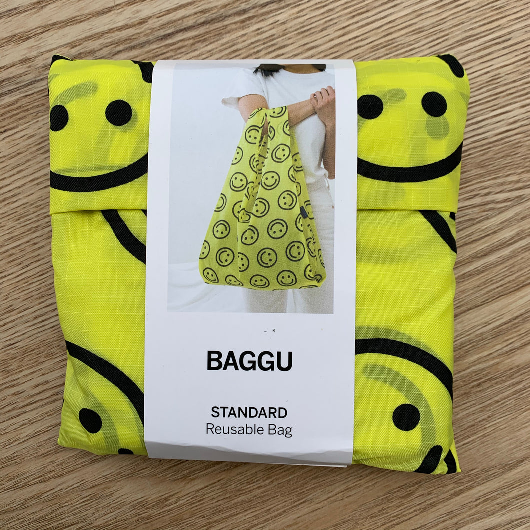 Baggu - Reusable Bag - Happy Face