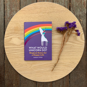 What Would Unicorn Do? Book