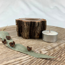 Load image into Gallery viewer, Tealight Stump Holder - Stump and Co
