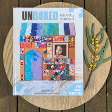Load image into Gallery viewer, Unboxed - Kids Craft Book - Adventures in Cardboard