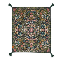 Load image into Gallery viewer, Wandering Folk Picnic Rug - Native Wildflower