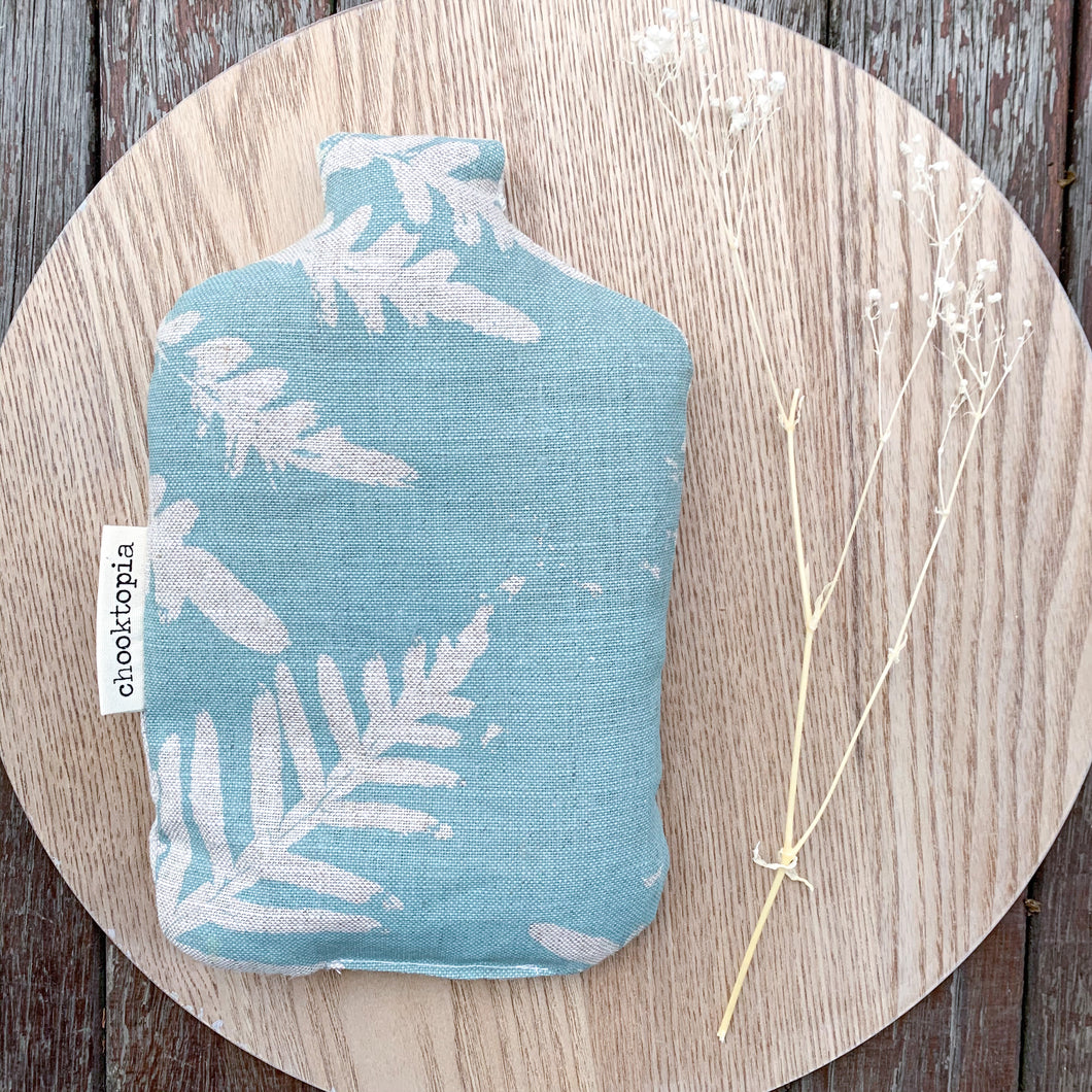Linen and Lavender Wheat Bags - Chooktopia