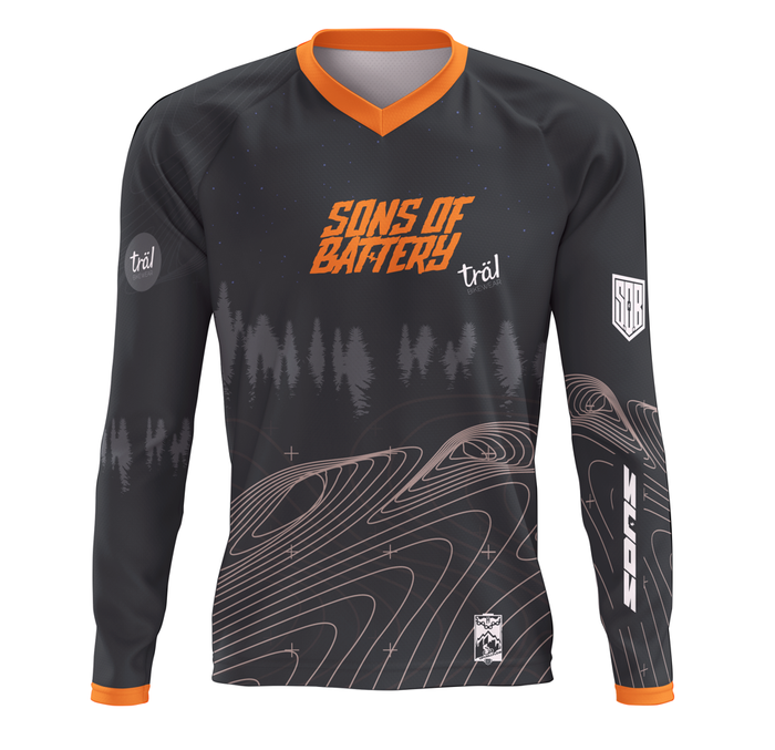 UNIVERSE - Sons of Battery E-Bike Community MTB Jersey