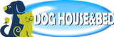 DOG HOUSE AND BED FOR SALE