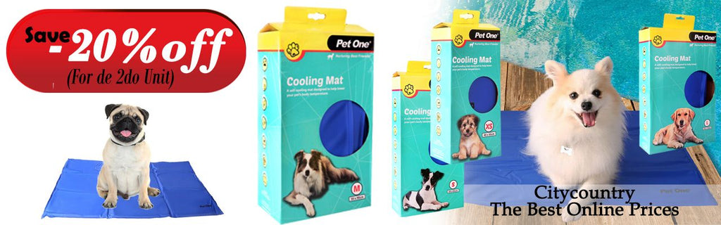 FRESH COOLING MAT BEDDING FOR DOGS