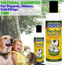 Load image into Gallery viewer, FIDOS HERBAL SHAMPOO 250ML