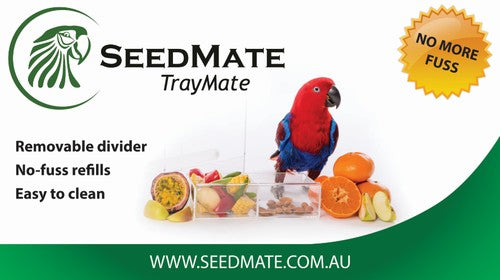 TRAYMATE OFFICIAL REMOVABLE DIVIDER FOR LARGE SEEDMATE - City Country Pets and Supplies