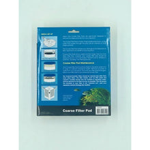 Load image into Gallery viewer, AQUA ONE 15 MICRON COARSE FILTER PAD 37S 2PK (FOR AQUIS 500/700) 25037S - City Country Pets and Supplies