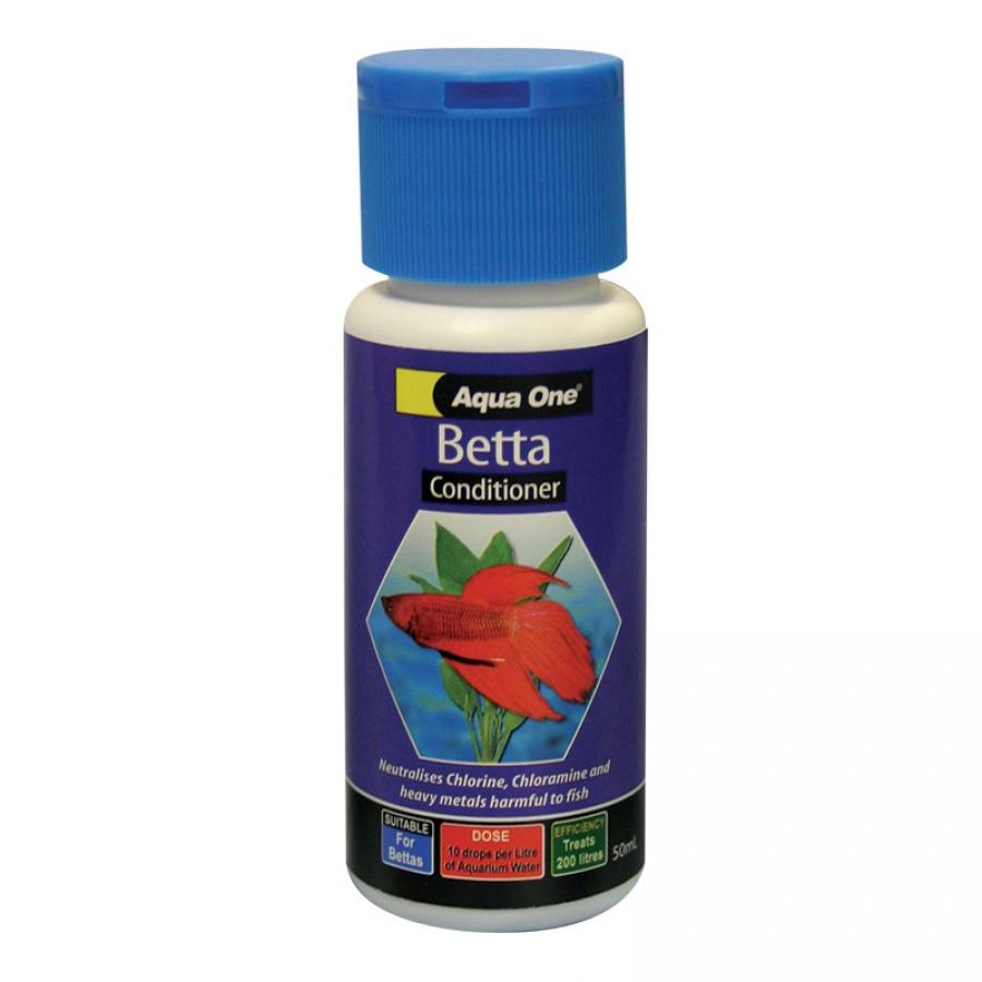 AQUA ONE BETTA CONDITIONER 50ML - City Country Pets and Supplies