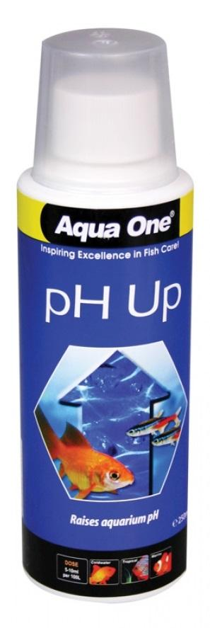 AQUA ONE LIQUID PH UP 250ML - City Country Pets and Supplies