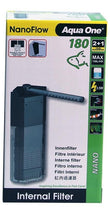 Load image into Gallery viewer, AQUA ONE NANOFLOW 180 INTERNAL FILTER - City Country Pets and Supplies