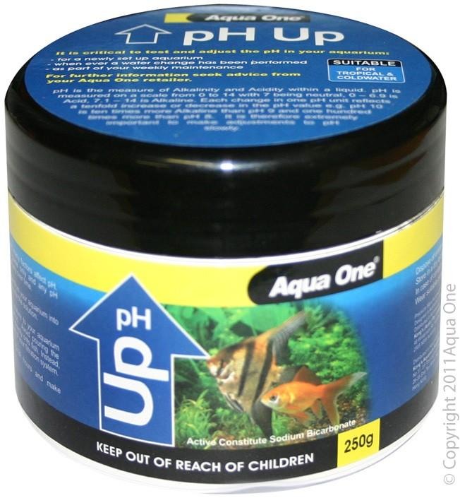 AQUA ONE PH UP QUICKDROP 250G - City Country Pets and Supplies