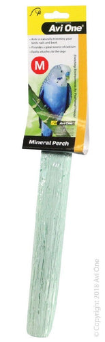AVI ONE MINERAL PERCH CALCIUM 17.5CM X 3CM MEDIUM - City Country Pets and Supplies