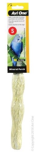 AVI ONE MINERAL PERCH CALCIUM WAVE 16CM X 3CM SMALL - City Country Pets and Supplies