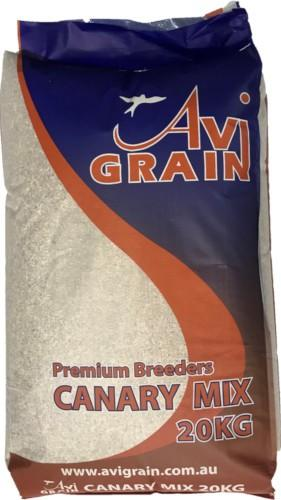 AVIGRAIN CANARY MIX 20KG - City Country Pets and Supplies