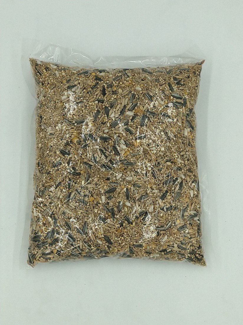 AVIGRAIN FRUIT & NUT PARROT MIX 1KG - City Country Pets and Supplies
