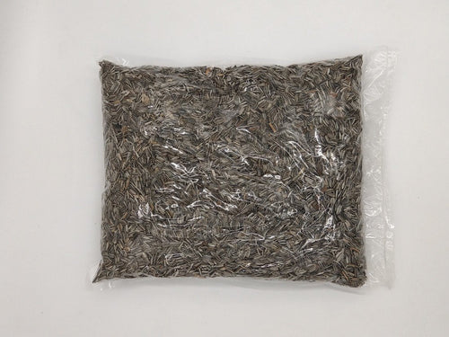 AVIGRAIN GREY STRIPED SUNFLOWER SEEDS 3KG - City Country Pets and Supplies