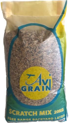 AVIGRAIN SCRATCH MIX 20KG - City Country Pets and Supplies