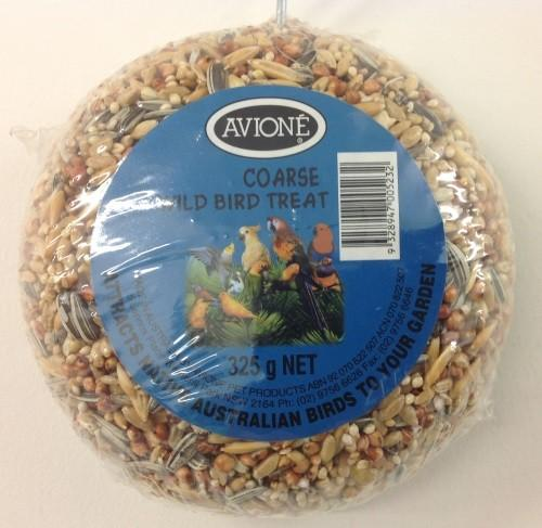 AVIONE COARSE WILD BIRD TREAT 325G - City Country Pets and Supplies