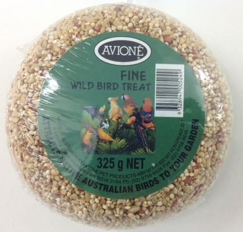 AVIONE FINE WILD BIRD TREAT 325G - City Country Pets and Supplies