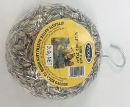 AVIONE SUNFLOWER BIRD TREAT 100G - City Country Pets and Supplies