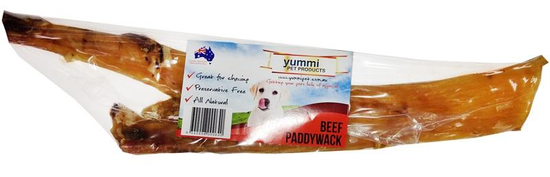 BEEF PADDYWACK YUMMI PET - City Country Pets and Supplies
