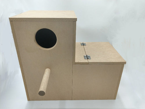 BREEDING BOX L-SHAPE LARGE APPROX. 50WX27LX45HCM - City Country Pets and Supplies
