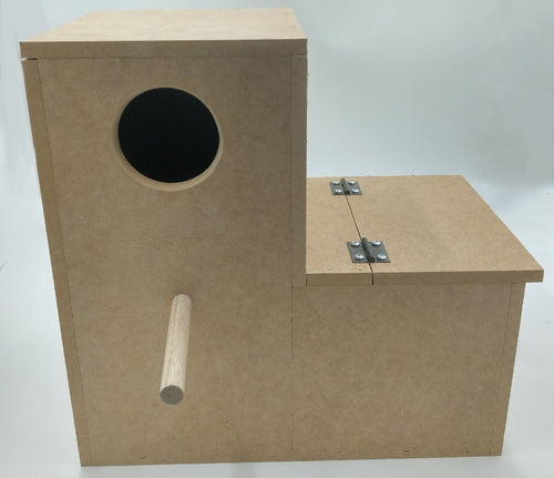 BREEDING BOX L-SHAPE SMALL APPROX. 40WX22.5LX29HCM - City Country Pets and Supplies