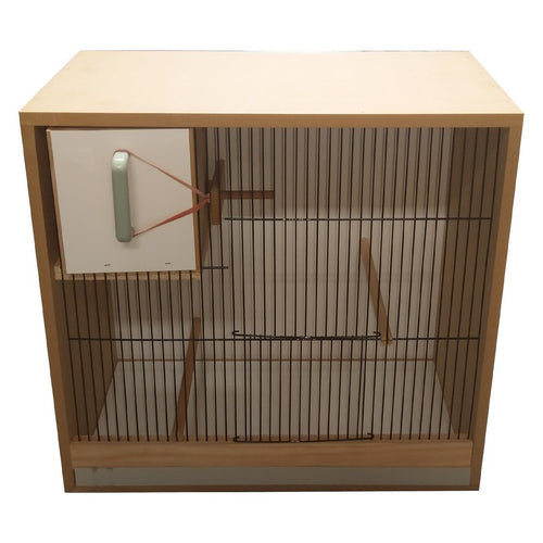 BREEDING CABINET BUDGIE SINGLE APPROX. 61X29.5X54CMH - City Country Pets and Supplies