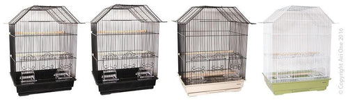 CAGE 355H HOUSE TOP 42X30X60CM - City Country Pets and Supplies