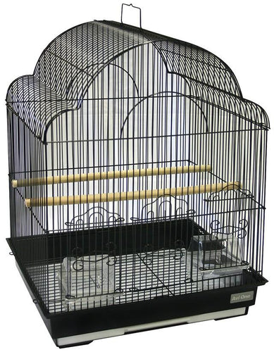 CAGE 355P FANCY TOP 42X30X60CM - City Country Pets and Supplies