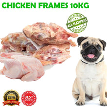 Load image into Gallery viewer, CHICKEN FRAMES 10KG - City Country Pets and Supplies