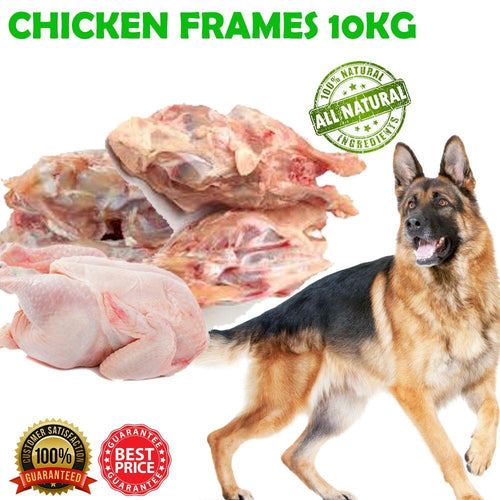 CHICKEN FRAMES 10KG - City Country Pets and Supplies