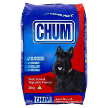 Load image into Gallery viewer, CHUM CRUNCHY BEEF, BONE & VEGETABLE 20KG - City Country Pets and Supplies