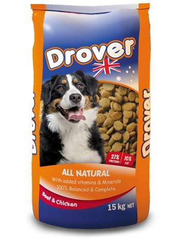 COPRICE DROVER DOG FOOD 15KG - City Country Pets and Supplies