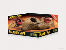 Load image into Gallery viewer, EXO TERRA SNAKE CAVE LARGE - City Country Pets and Supplies