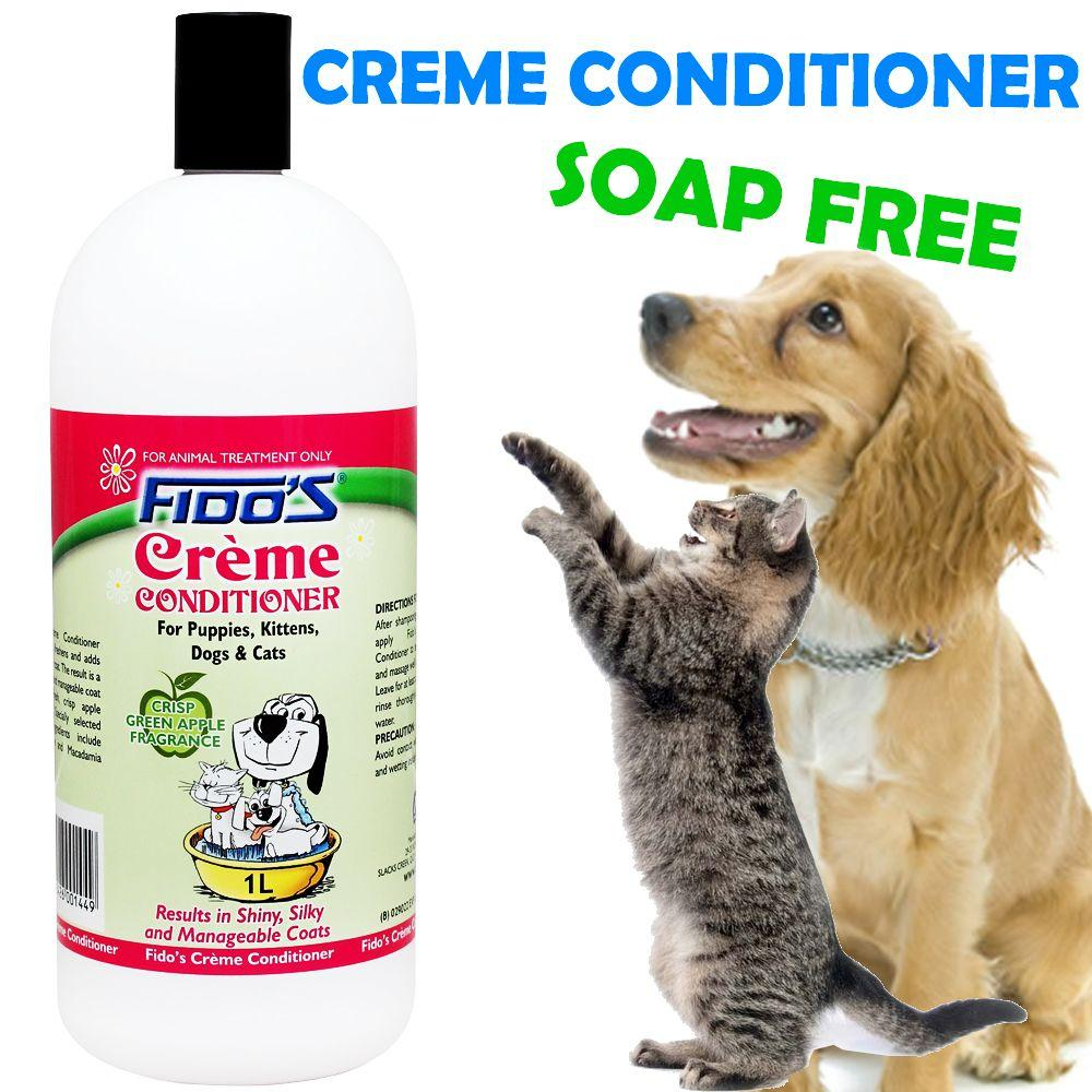 FIDOS CREME CONDITIONER 1L - City Country Pets and Supplies