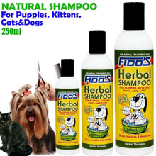 Load image into Gallery viewer, FIDOS HERBAL SHAMPOO 250ML P4600 - City Country Pets and Supplies