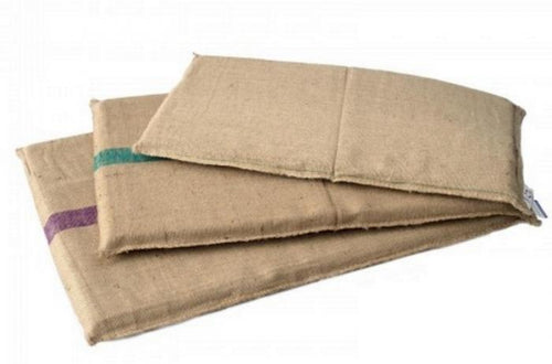 HESSIAN FOAM MAT BED SMALL (SINGLE) - City Country Pets and Supplies
