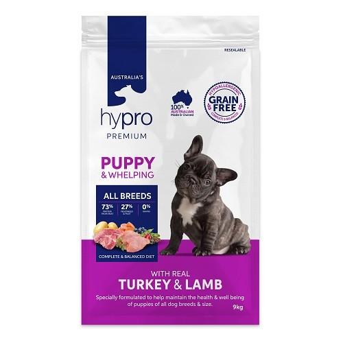 HYPRO PREMIUM PUPPY & WHELPING ALL BREED 9KG - City Country Pets and Supplies