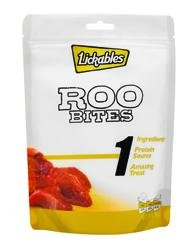 LICKABLES1 ROO BITES 100G - City Country Pets and Supplies