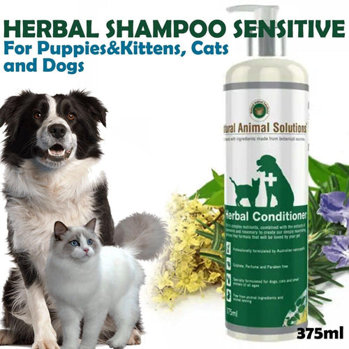NAS SENSITIVE SHAMPOO 375ml - City Country Pets and Supplies