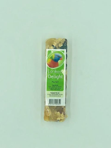 PASSWELL AVIAN DELIGHT LORIKEET 75G - City Country Pets and Supplies