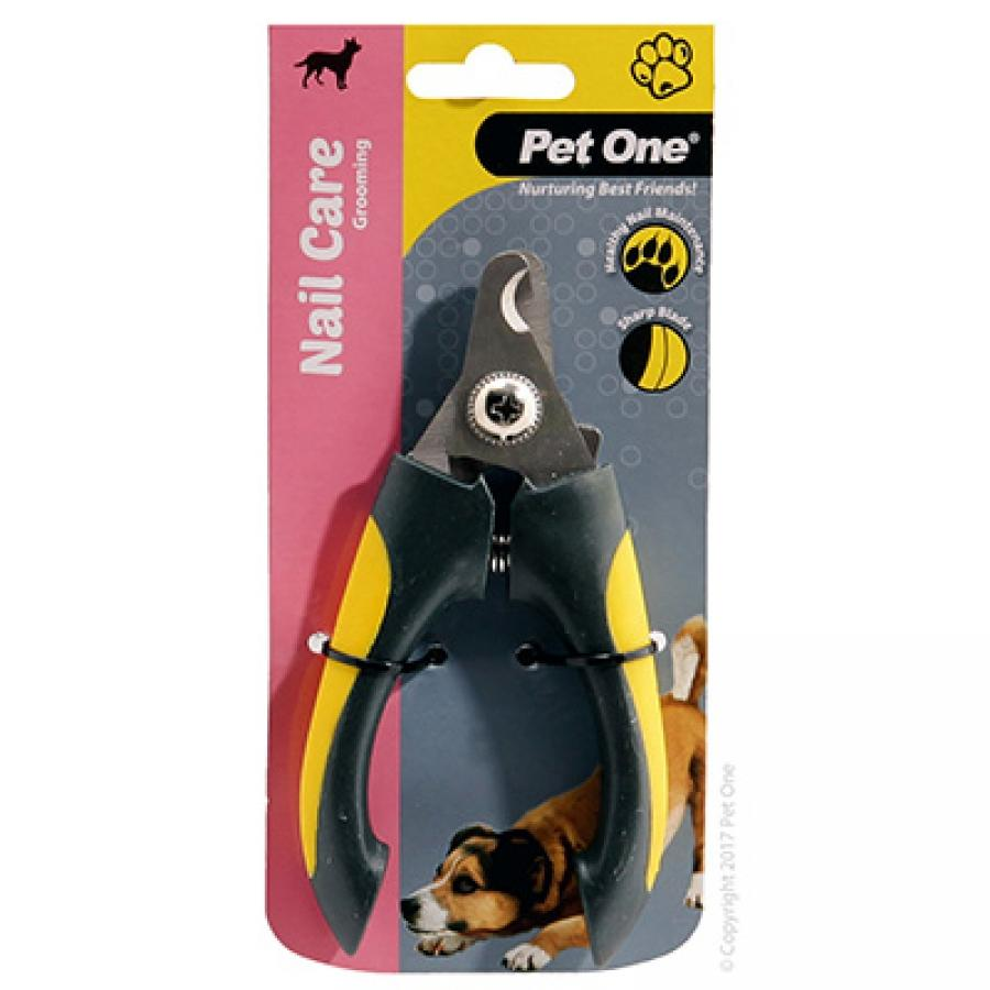 PET ONE GROOMING DOG NAIL CLIPPERS (S) - City Country Pets and Supplies